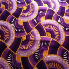 Dutch African Wax Print Fabric by the from More Love Mama
