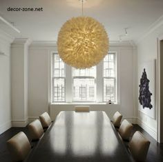 modern living room chandeliers