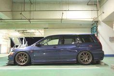 Evo wagon.