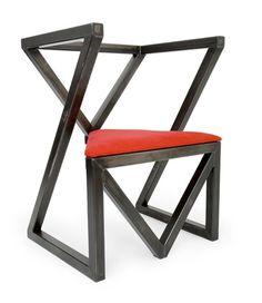 Industrail chair, furniture design #UniqueChair