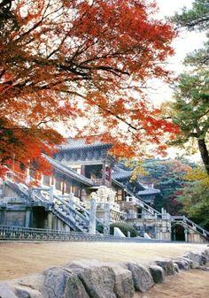 Bulguksa, South Korea