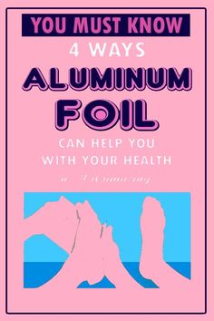 Aluminum foil doesn't have to be used in the kitchen only. Actually, there are a number of interesting ways in which you can use it to improve your health and return your energy. Look at which cases aluminum foil can help you, which people aren't familiar with. Reduce Thigh Fat, Healthy Skin Care, Natural Healing, Health Remedies, Food Hacks, Natural Remedies, Healthy Lifestyle, Improve Yourself, Exercises