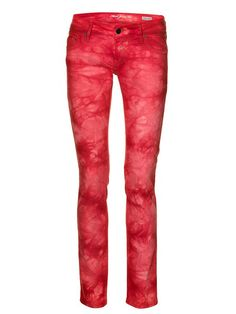 Batik Jeans von Mavi