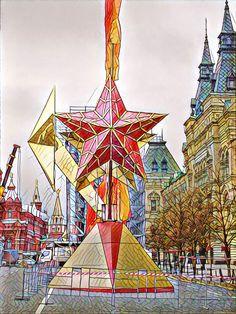 @juliatuma_1986: Москва, Красная пощадь