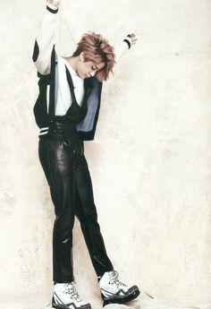 f(x) Amber - Nylon Magazine September Issue '14