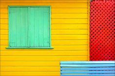 The Colours Of Caminito, Argentina by Felicitas Molina