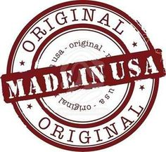 #MadeinUSA