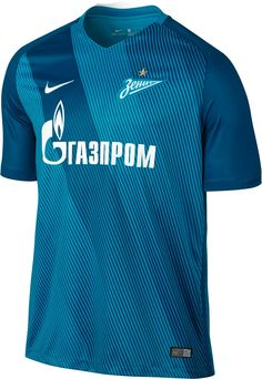 fe8478a74 The new Zenit St Peterbsburg 2016-17 kit boasts an outstanding design. Football  Jerseys
