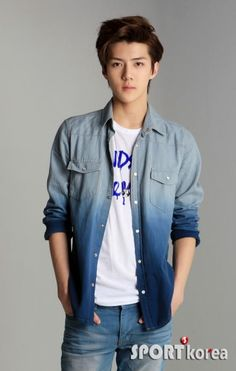 Sport Korea Photoshoot Sehun - EXO ( 엑소) Photo (30888785) - Fanpop