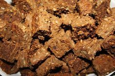 Voňavé pečené sušenky ze sardinek, kterými uděláte psímu miláčkovi velikou radost :)
