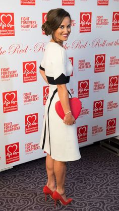 How to get Pippa Middleton's heart-shaped clutch