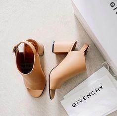 givenchy slingback glove sandal