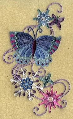 Machine Embroidery Designs at Embroidery Library! – Machine Embroidery Designs at Embroidery Library! Sewing Machine Embroidery, Embroidery Transfers, Free Machine Embroidery Designs, Hand Embroidery Patterns, Applique Designs, Quilting Designs, Embroidery Machines, Machine Applique, Cross Designs
