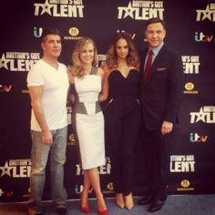 Britain's Got Talent judges auditions. Britain's Got Talent Judges, Alesha Dixon, Amanda Holden, Britain Got Talent, Simon Cowell, Belfast, Damon, Cheryl, Famous People