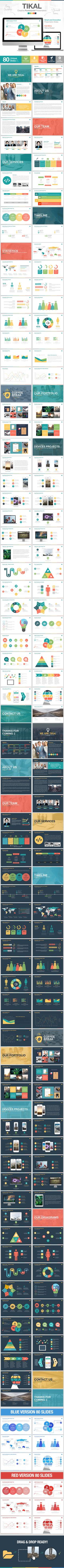 """Buy Tikal PowerPoint Presentation Template by MooncityDesign on GraphicRiver. """"Tikal"""" is a multi-purpose animated ppt template. This Powerpoint Template is the best way to present your works, wil. Presentation Layout, Presentation Slides, Business Presentation, Portfolio Presentation, Web Design, Slide Design, Layout Design, Graphic Design, Business Powerpoint Templates"""