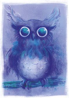 Mona Menuau Meslier: Night Owl for Sketch Dailies