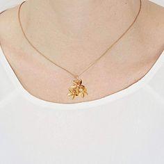 Frangipani Cluster Pendant   JewelStreet US Jewelry Branding, Geometric Shapes, Highlight, Gold Necklace, Pendants, Jewels, Creative, Earrings, Unique