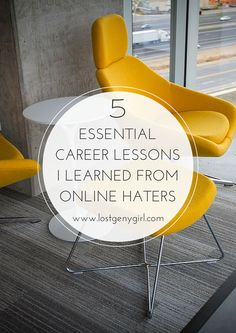 5 Essential Career Lessons I Learned From Online Haters