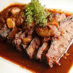 Cha-dol Ba-ki or Sliced Beef Brisket Recipe
