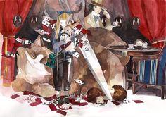 Zerochan - Alice In Wonderland #27