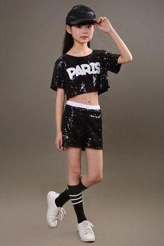 Dancewear to bop schools, performers, dancers; high quality and starters. Hip Hop Costumes, Jazz Dance Costumes, Dance Team Shirts, Hip Hop Dance Outfits, Ladies Dress Design, Dance Wear, Ballet Skirt, Sequins, Tops