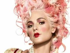 How to do Marie Antoinette Make-up