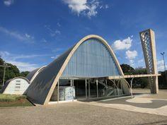 iglesia de san francisco de asis niemeyer - Buscar con Google