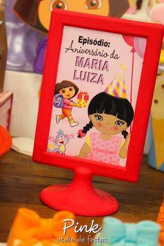 Little Wish Parties   Dora The Explorer Birthday Party   https://littlewishparties.com
