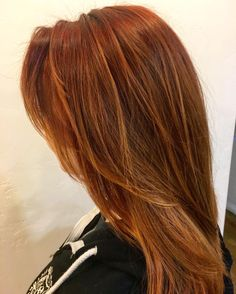 cool 45 Thrilling Ways of Achieving the Red Ombre Hair - Sassy Flames Check more at http://newaylook.com/best-red-ombre-hair/