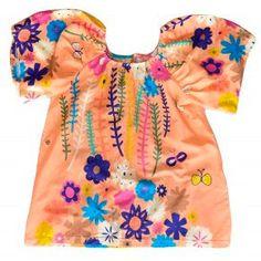 Vestido Malha Papillons