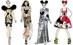 Minnie Mouse será homenageada na Semana de Moda de Londres! <3 - Radar Fashion - CAPRICHO