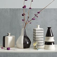 Botanical Glass Vases and Ceramics | west elm