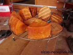 Házi füstölt sajt