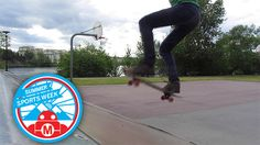 Skatehack: Sonify Your Skate Tricks