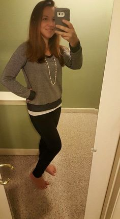 Splendid Aledo Reversable Pullover Pieces of Me: Stitch Fix Review May 2015
