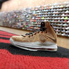 Nike Lebron X 'Cork' - Order Online at Flight Club
