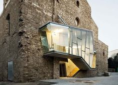 - The intervention of David Closes i Núz ez in the Convent of San Francisco de Santpedor (Spain), completed last year, has