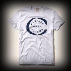 ホリスター メンズ Tシャツ  Hollister Alcazar V Neck T-Shirt Tシャツ★シンプルなデザインで色んな着回しがしやすいTシャツ♪   ★ヴィンテージウォッシュがコーディネイトしやすくて個性的な古着っぽい味がでてお洒落。