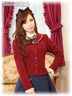 Sailor Crown Cardigan