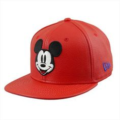 New Era 9FIFTY PU Hero Mickey Mouse Cap f84193838f2