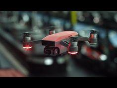 DJI launches the Spark – a breakthrough palm-sized drone >> https://www.adaptnetwork.com/tech/dji-launches-spark-breakthrough-palm-sized-drone/