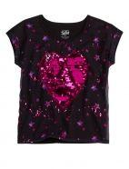Girls Short-Sleeve Tops | Get Short-Sleeve Shirts for Girls | Shop Justice