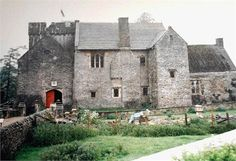Penhow Castle, Wales.  Home of Sir Thomas Bowles, my 15th great grandfather