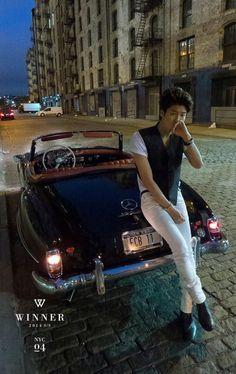 Winner seung hoon | Lee Seung Hoon is the star of WINNER's fourth batch of 'New York Week ...