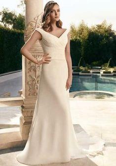 Casablanca Bridal 2181 A-Line Wedding Dress Wedding Dress Chiffon 6c6e2572afcd