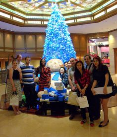 Fun And Festivities at The IH Christmas Party!  http://www.ihBangkok.com