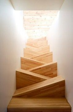 staircases that go nowhere | Amazing Staircases | Strange Stairways | Observe variation in stairs ...