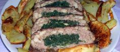 Sausage with Spinach - Carne e Spinaci Delicious!