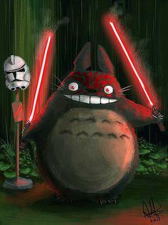 Darth Totoro