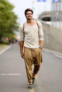 Long streets - MDV Style | Street Style Fashion Blogger